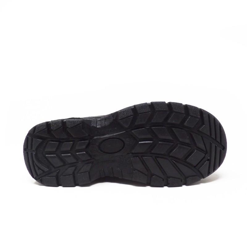 Chaussures de sécurité montantes noires S3