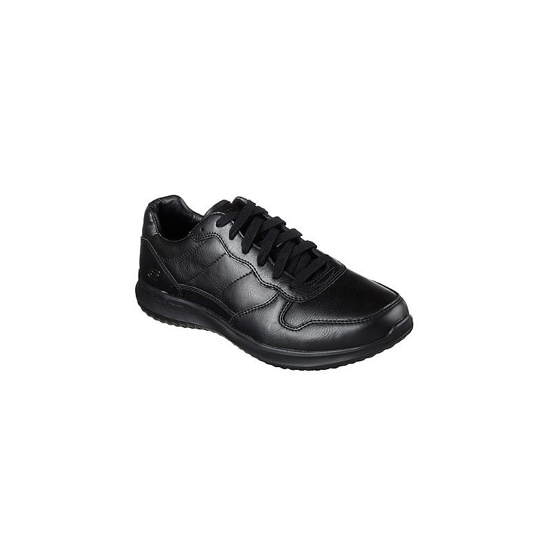 Baskets de sécurité homme Skechers noires