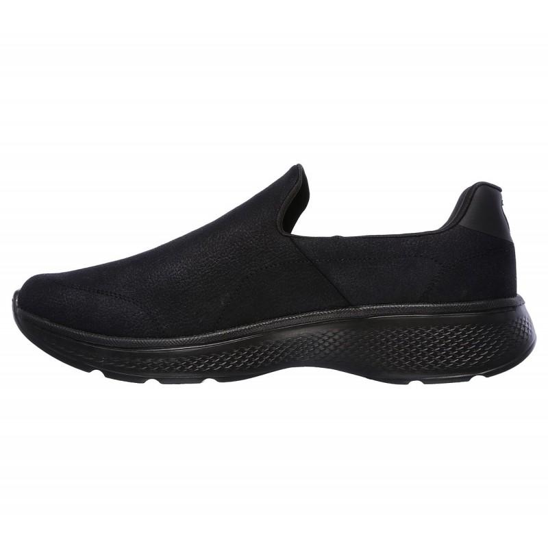 Baskets de travail homme Skechers noires