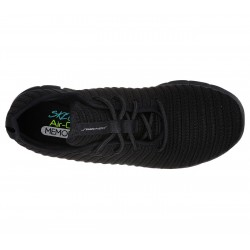 Baskets de travail femme Skechers noires