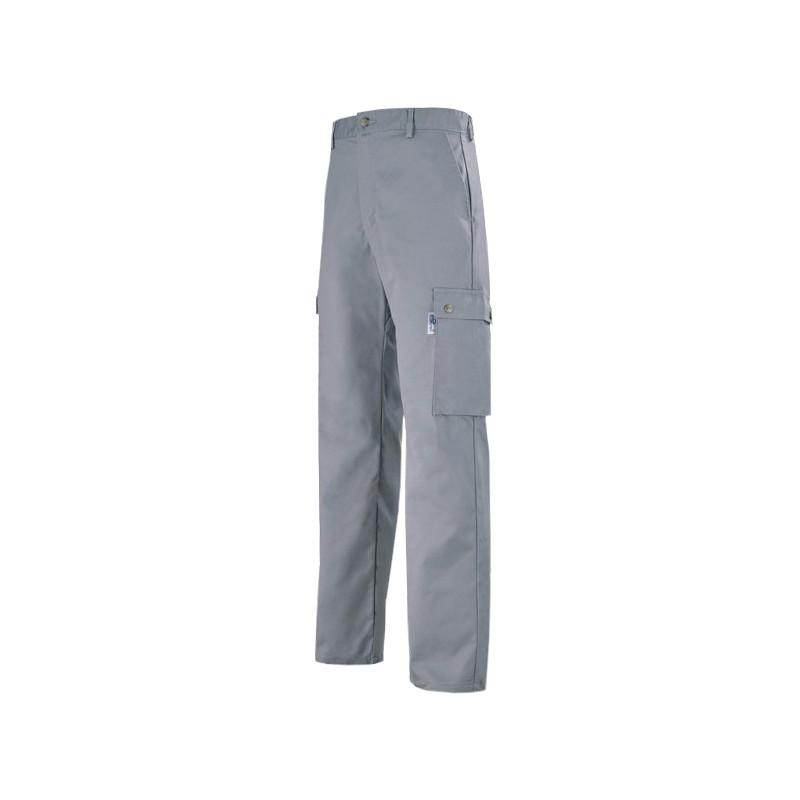 pantalon  de travail gris de marque Manelli
