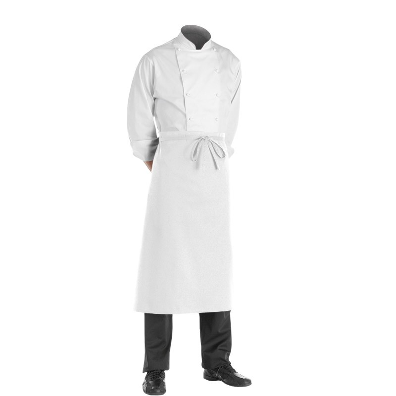 TABLIER DE CUISINE  LONG 100% COTON