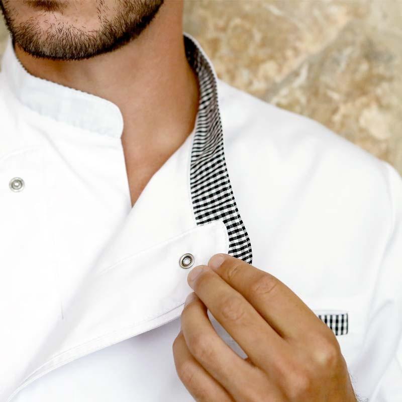 Vêtement de Cuisine idéal pour travailler avec du style