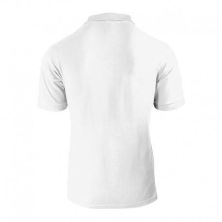 Polo Homme Blanc coupe élégante