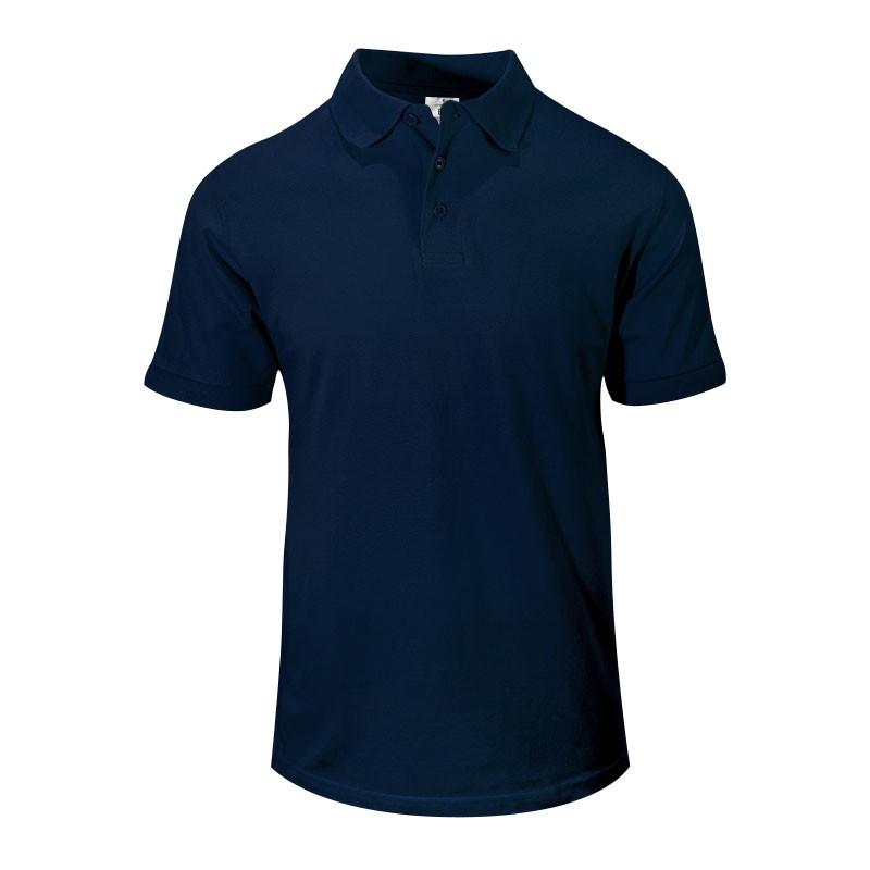Sweat Col Bonheur Polo Bleu Homme UMSpqzV