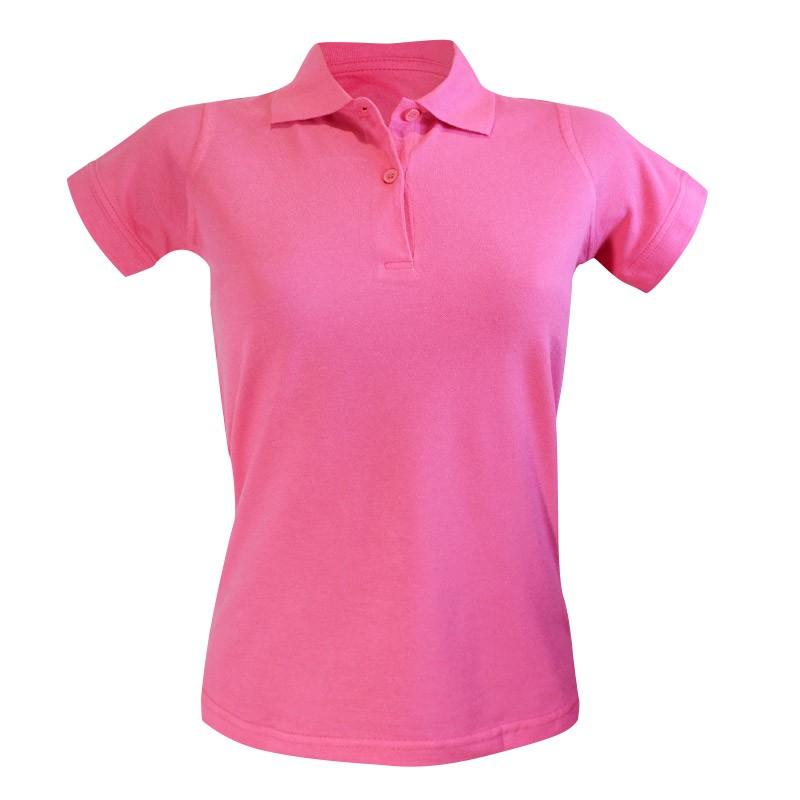 ab9ee627ad Polo rose professionnels femme - serveuse - restauration - vêtements