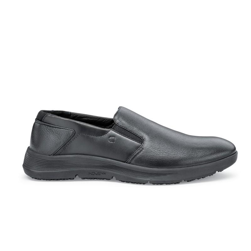 chaussures de s curit noir arden shoes for crews. Black Bedroom Furniture Sets. Home Design Ideas