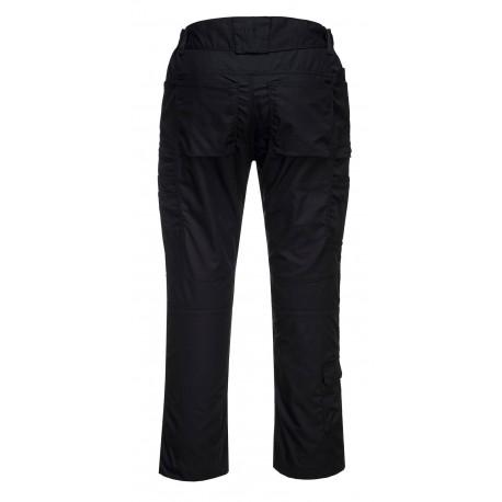 Pantalon de travail Portwest dos noir