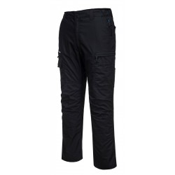 Pantalon de travail côté noir