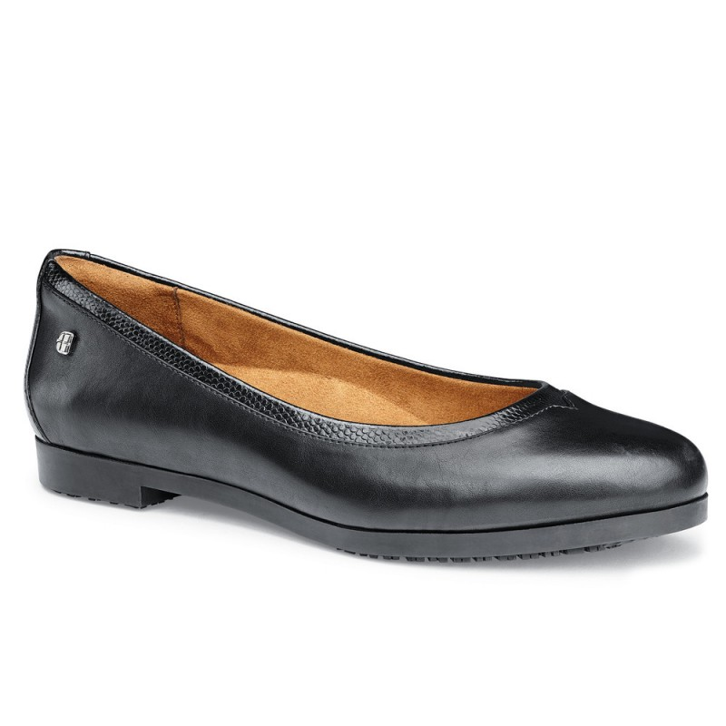 Chaussures de serveuse pour femme Shoes For Crews couleur noir