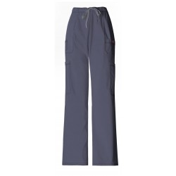 Pantalon Dickies de couleur gris détail poches