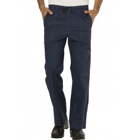 Pantalon médical Dickies Bleu Marine