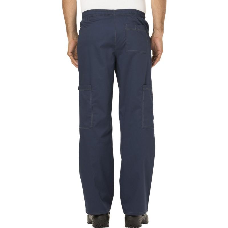 Pantalon Médical Dickies pour homme vue de dos