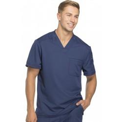 Blouse médicale homme bleu marine Dickies