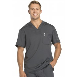 Blouse médicale Grise homme Dickies