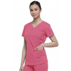 Blouse médicale Rose Détail poche pour femme marque Dickies