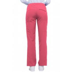 Pantalon médicale Rose marque Dickies pour femme