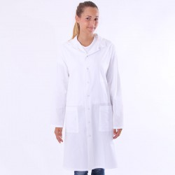 Blouse Chimie Femme Col Transformable