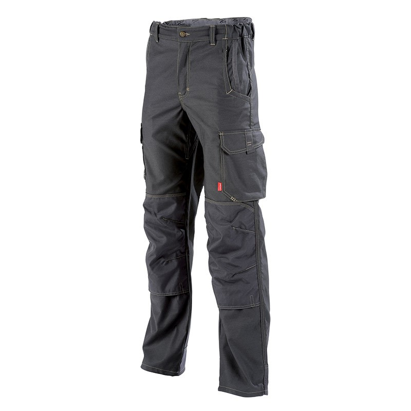Pantalon de Travail gris charbon Hakan Lafont