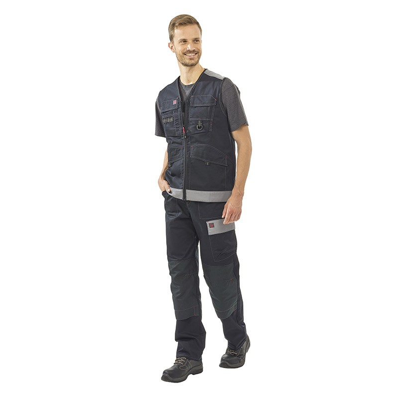 tenue complète Pantalon et blouson multipoches Lafont