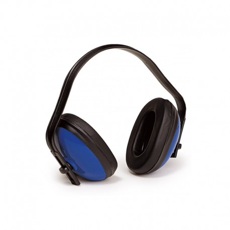 Casque anti-bruit bleu Europrotection
