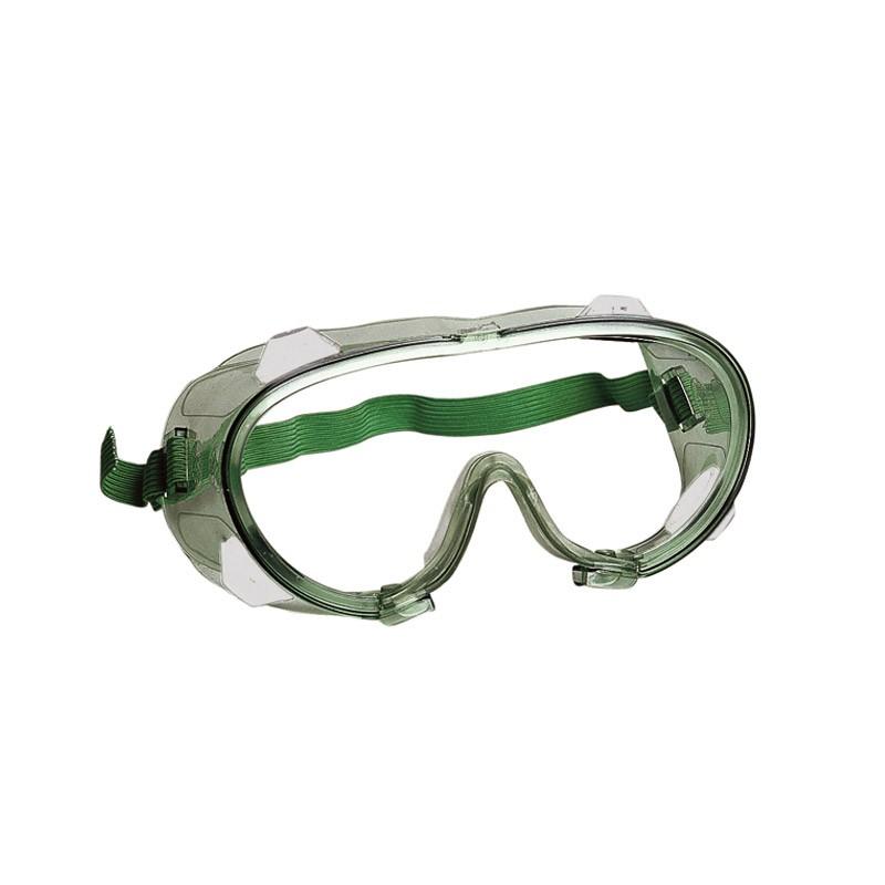 Lunettes Massque de protection verte Europrotection