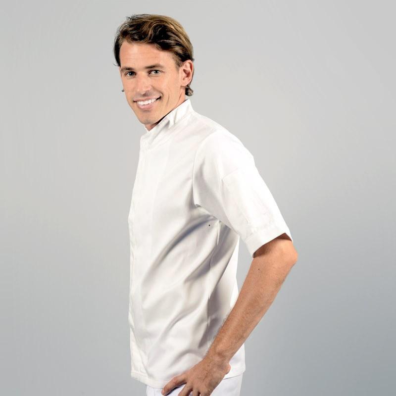 Veste de Cuisine Coton 100% Toile déstockage