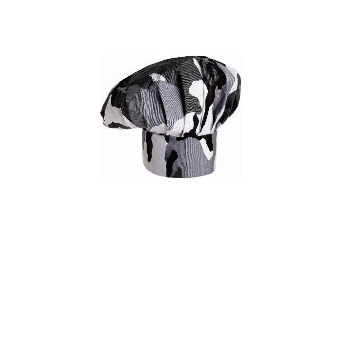 Cappello da cuoco Camouflage