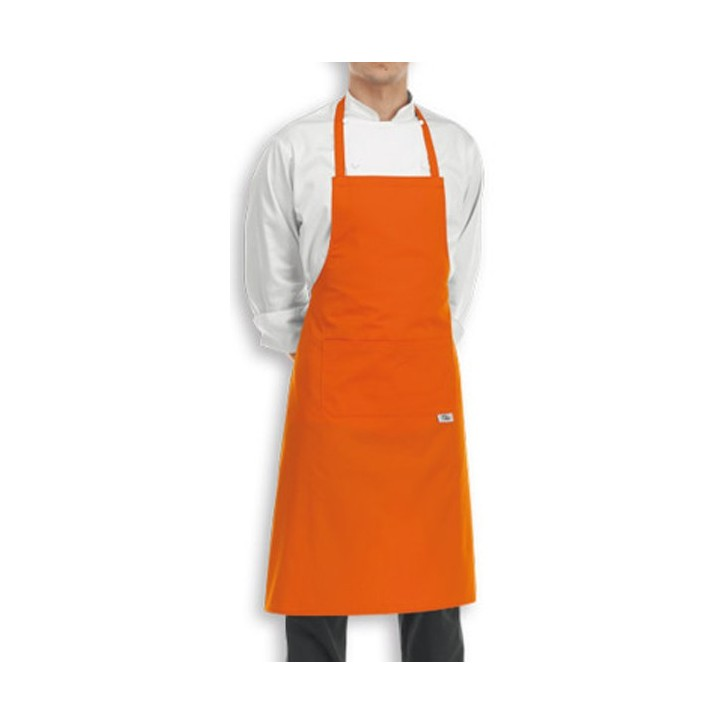 Tablier de Cuisine orange