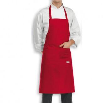 Tablier de Cuisine rouge
