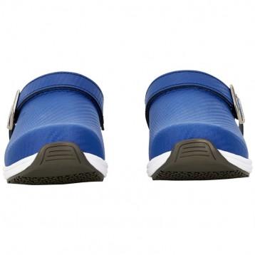 Sabots Médicaux Femme Carbon Bleu Sanita semelle devant chaussure