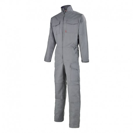 Coveralls Multi Pockets Grey