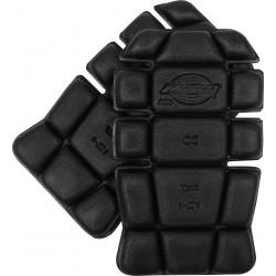 Genouillères Dickies de couleur noir
