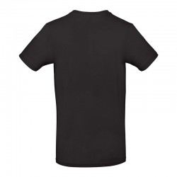 Tee-shirt de Travail Coton Homme Noir - TOPTEX Certifié Oeko-Tex 100