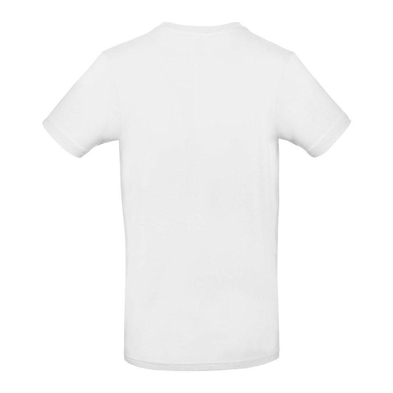 Tee-shirt de Travail Coton Homme Blanc - TOPTEX Certifié Oeko-Tex 100
