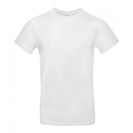 Tee-shirt de Travail Coton Homme Blanc - TOPTEX 100% Coton