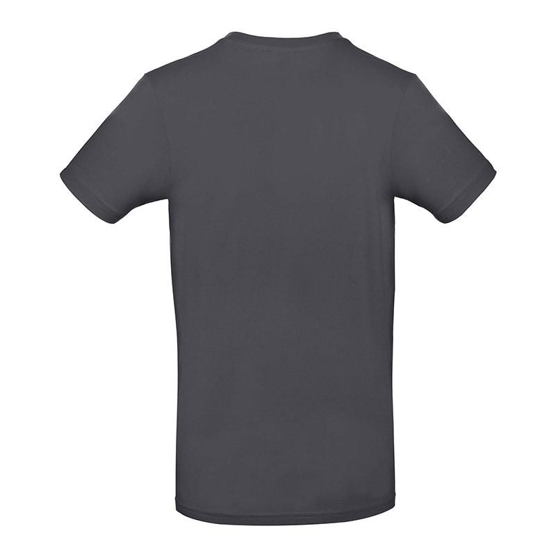 Tee-shirt de Travail Coton Homme Gris Foncé - TOPTEX Certifié Oeko-Tex 100