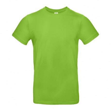 Tee-shirt de Travail Coton Homme Vert - TOPTEX 100% Coton