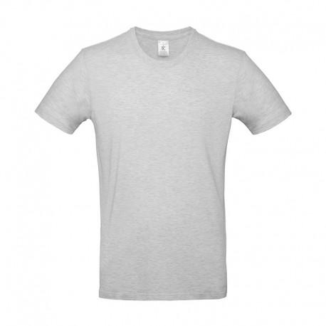Tee-shirt de Travail Coton Homme Gris Chiné - TOPTEX 100% Coton