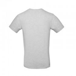 Tee-shirt de Travail Coton Homme Gris Chiné - TOPTEX Certifié Oeko-Tex 100