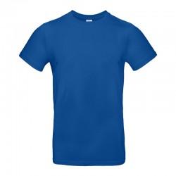 Tee-shirt de Travail Coton Homme Bleu Royal - TOPTEX 100% Coton