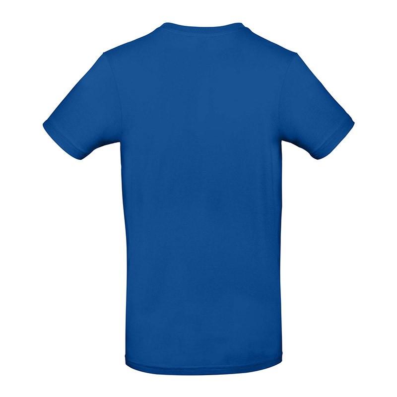 Tee-shirt de Travail Coton Homme Bleu Royal - TOPTEX Certifié Oeko-Tex 100