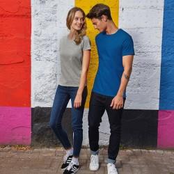 Tee-shirt de Travail Coton Homme Bleu Royal - TOPTEX S au 4XL