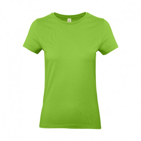 Tee-shirt de Travail Coton Femme Vert - TOPTEX 100% coton