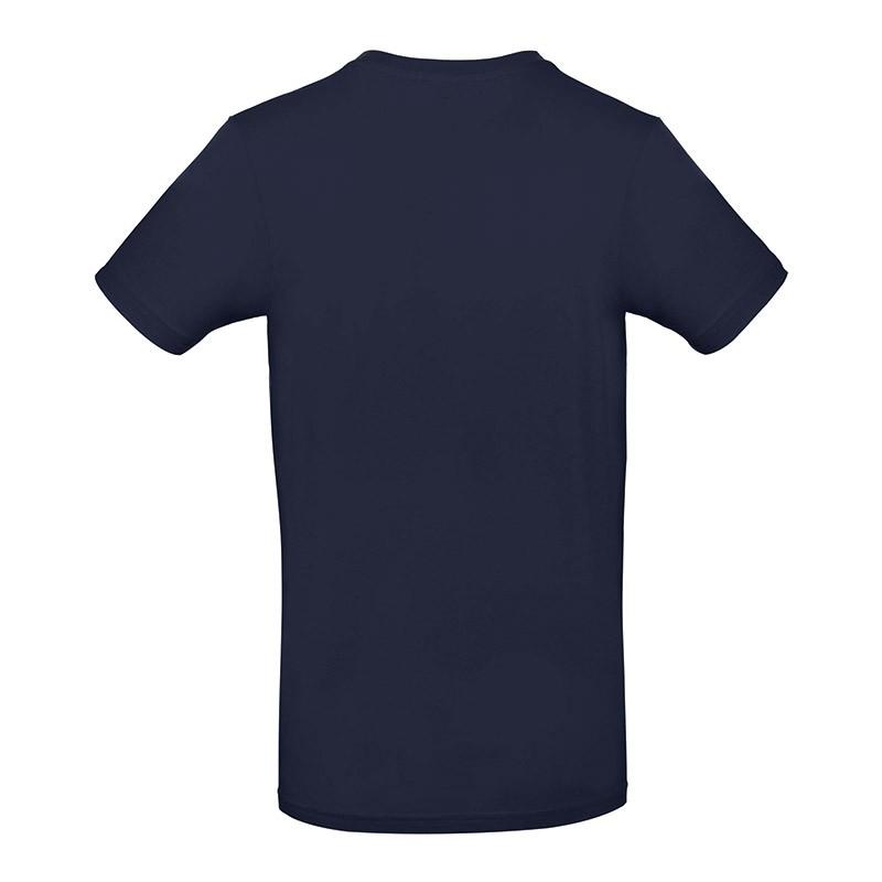 Tee-shirt de Travail Coton Homme Bleu Marine - TOPTEX Oeko-Tex 100