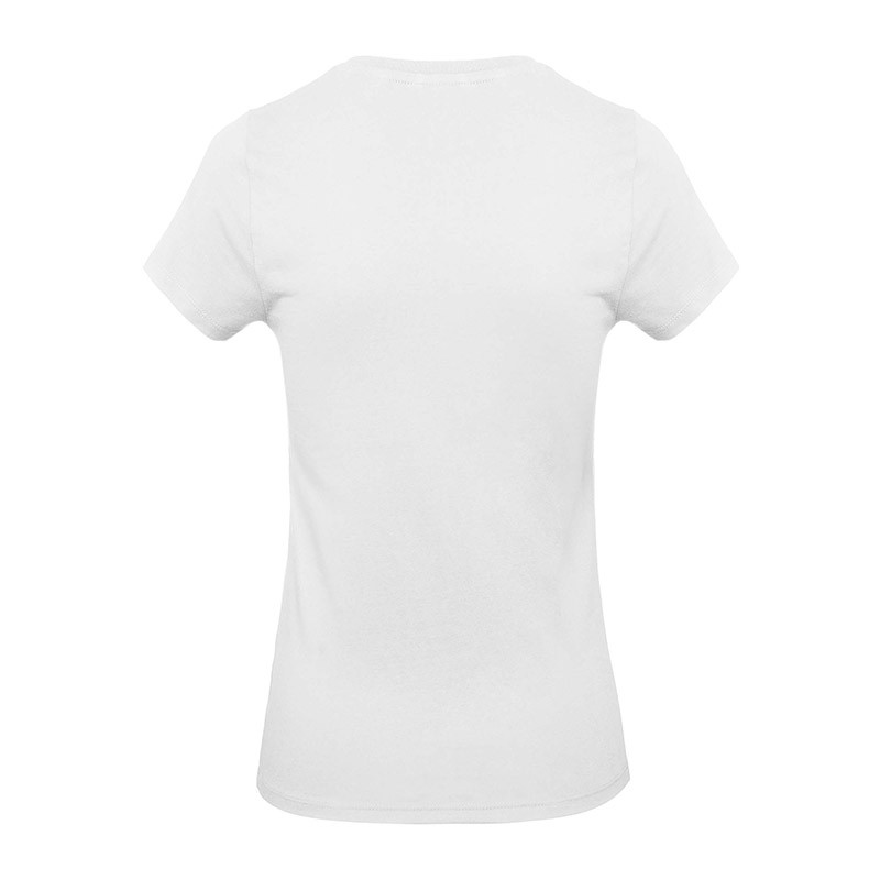 Tee-shirt de Travail Coton Femme Blanc - TOPTEX Certifié Oeko-Tex 100