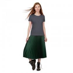Tee-shirt de Travail Coton Femme Gris Foncé - TOPTEX manches courtes