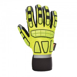 Gants de Protection Anti-Impact - PORTWEST - Résistants eau & huiles - Certifié CE