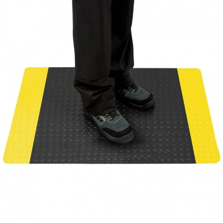 Tapis Anti-Fatigue - PORTWEST - Anti-fatigue, diminue les risques de glissades