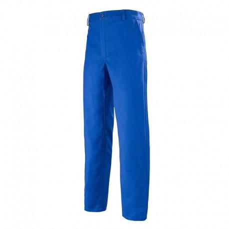 Pantalon de travail pas cher bleu
